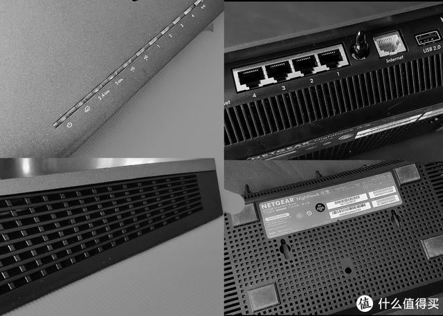 路由器系列:家用路由器升级版美国网件R7000p体验测评