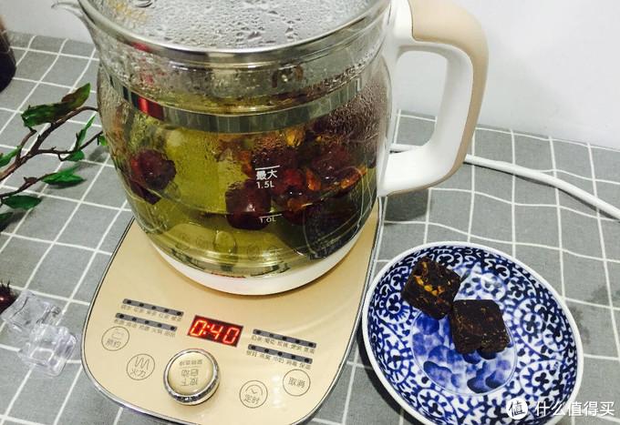 小熊养生壶全方位实测,烧水、煮茶、打火锅一壶搞定