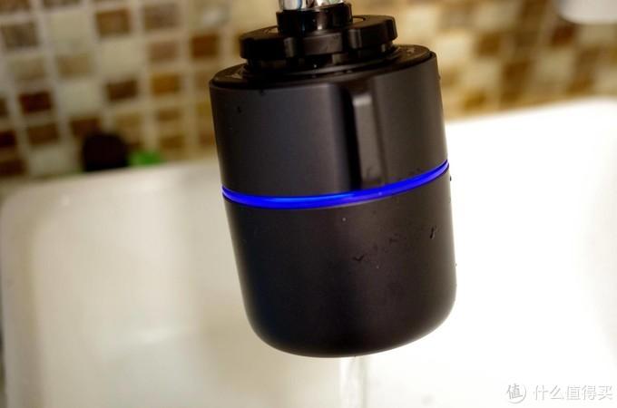 除了饮用,洗脸水你关注了吗——一目智能监测龙头净水器