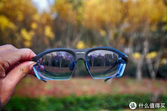 在赛道上更明晰、舒适的去奔跑,RYDON异型定制近视眼镜体验