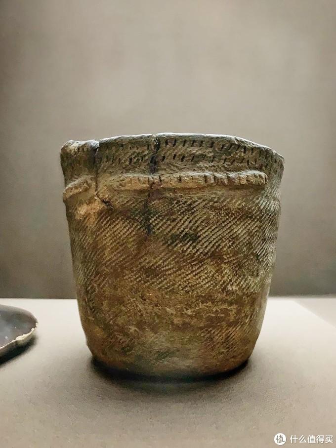 006 繩紋罐 日本 公元前5000年
