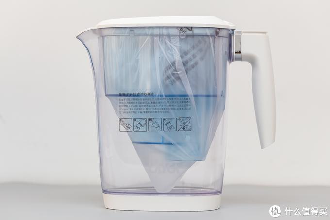 简单有效还有设计-LAICA莱卡EP1117A超滤净水壶