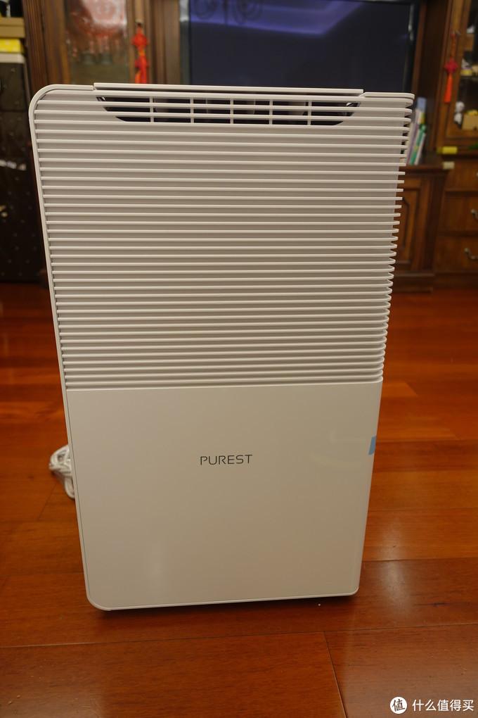 黃梅天的小太陽——purest浦力適Boss-P家用大功率 除濕機