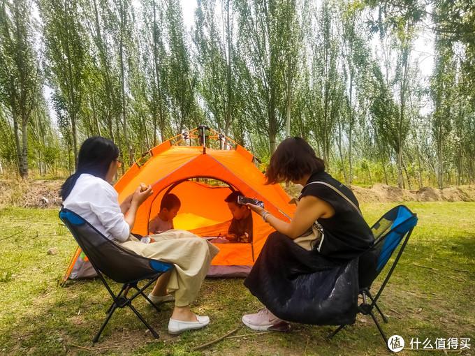 """自驾露营、体验那趣味山野——""""趣味山野""""折叠桌椅测评"""