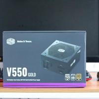 酷冷至尊 新V550电源开箱展示(机身|参数|电源线|尺寸|出风口)