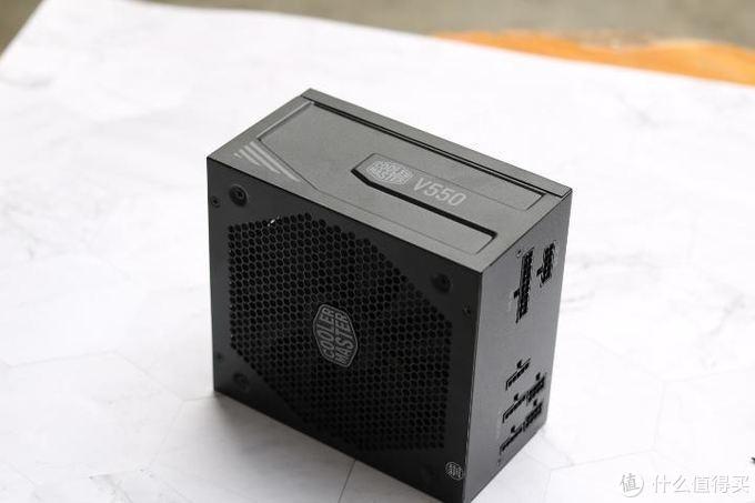 无噪音+全日系电容,酷冷V550 金牌全模组电源开箱体验