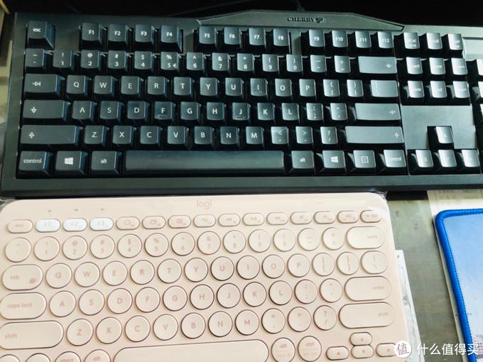 多设备自由切换-罗技k380键盘开箱简评