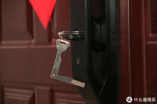 小嘀Q3:我家第二把指纹锁,仍然选的德施曼