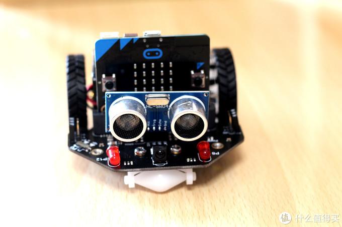 体验DFRobot麦昆编程小车,和孩子一起在编程中成长。