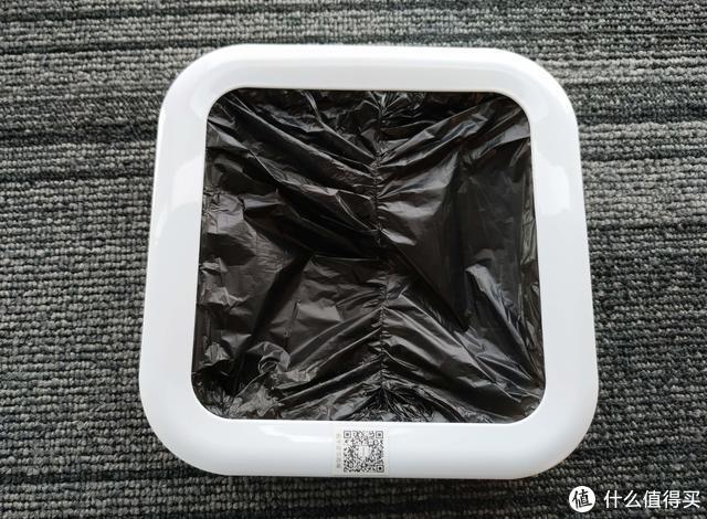 科技与美学的结合,拓牛Air智能垃圾桶评测