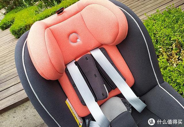"""QBORN婴幼儿安全座椅:给宝贝""""妈妈""""般呵护,拒绝外在伤害"""