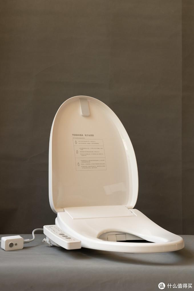 杜绝冰水激灵 日式优秀坐便器应该是这样的:TOSHIBA 东芝 T5智能马桶盖选购与体验