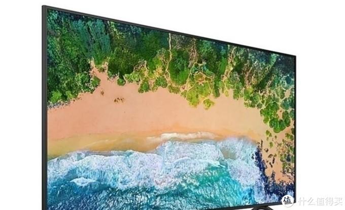居家必备!65英寸超大显示屏,感受光影的变化