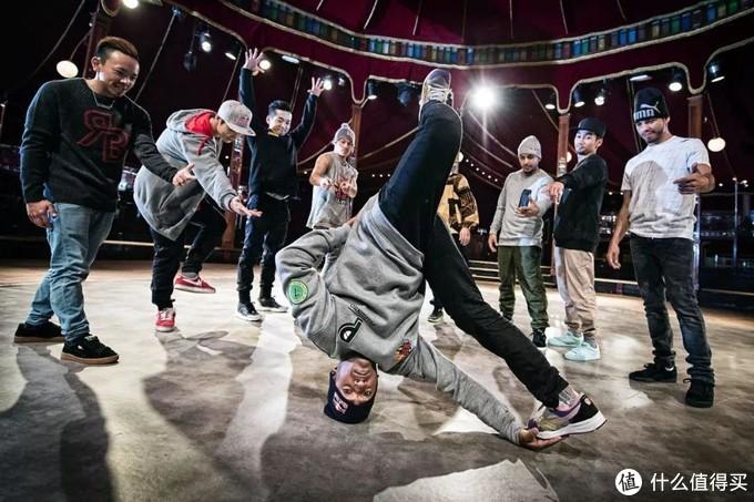 街舞就是滚地板?《这就是街舞》你到底看懂了没?