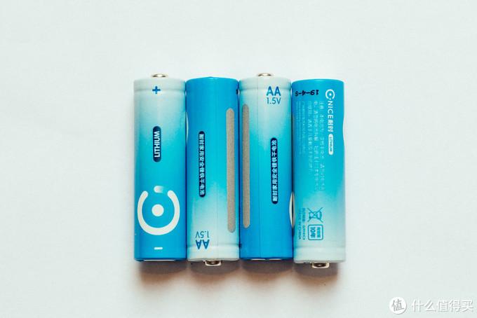 第三代干电池?——耐时 NICE 锂铁电池 评测