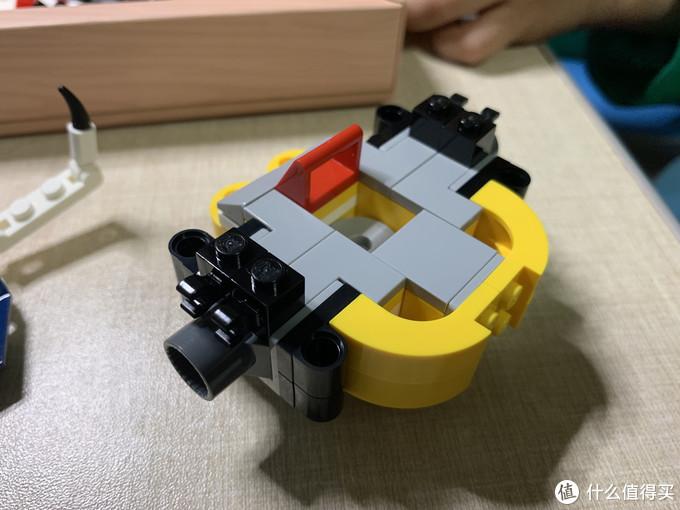 LEGO 乐高 31090 水下机器人晒单