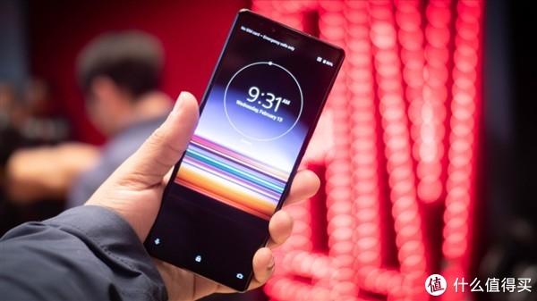 预定量惨淡:SONY 索尼 Xperia 1 6月6日发售