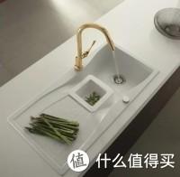 为爱下厨:这是一款满足你所有需求的厨房水槽