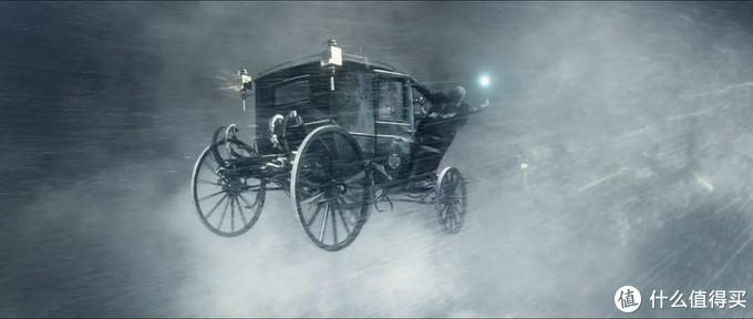 神奇动物:格林德沃之罪,75951夜骐马车测评