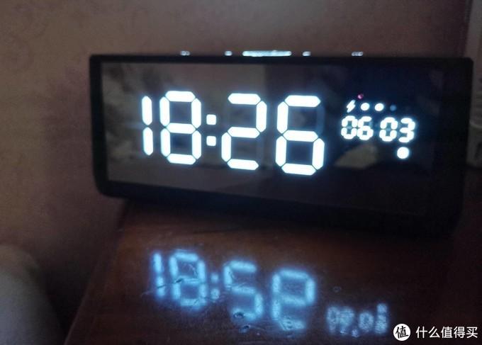 不仅是蓝牙音箱,更是桌面闹钟——南卡B1时钟蓝牙音箱体验