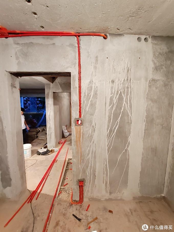 漫漫装修路  写在水电完工之时