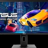 华硕VP28UQGL 4K显示器晒物总结(屏幕|边框|支架|规格|护眼)