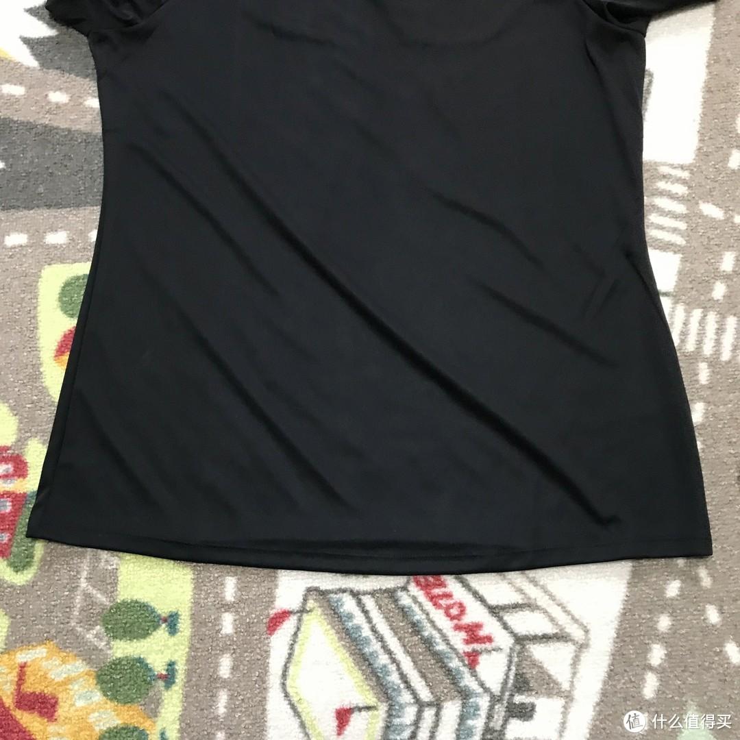 夏日运动实惠之选!Reebok女子跑步速干T恤