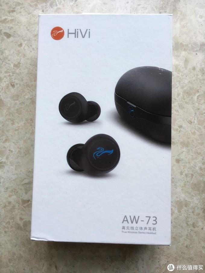 惠威AW-73真无线蓝牙耳机个人使用体验,真情实感分享