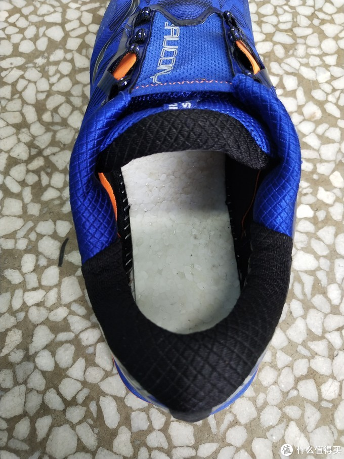 名不见经传的实力越野鞋——索康尼 KOA TR初评