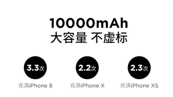 南孚 无线充电宝使用体验(充电|容量|携带|兼容|颜值)