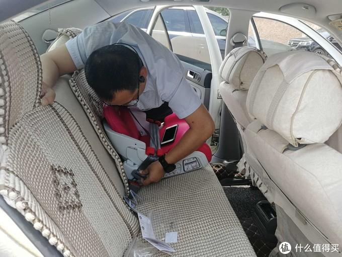 适合一定需求的婴儿座椅——70迈 儿童安全座椅