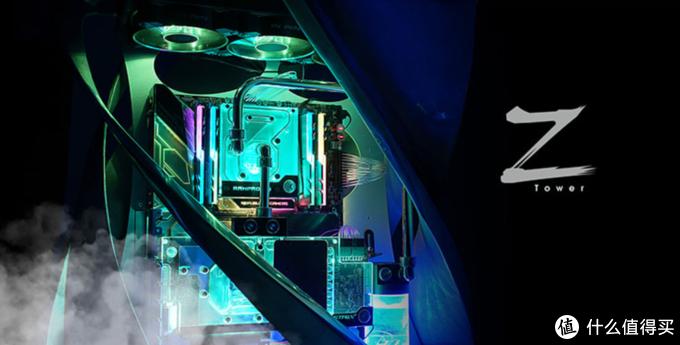 全铝合金机箱360冷排