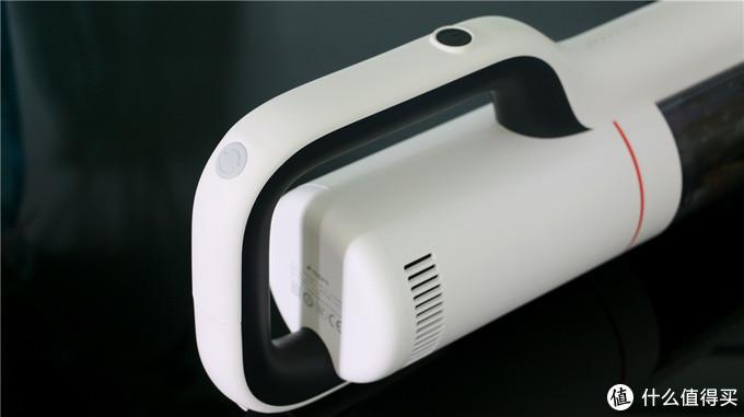 澎湃动力:能吸500G大铁球的睿米NEX无线吸尘器体验