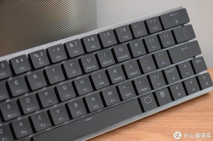 优缺参半,个性相随 酷冷至尊 SK621  超薄机械键盘体验