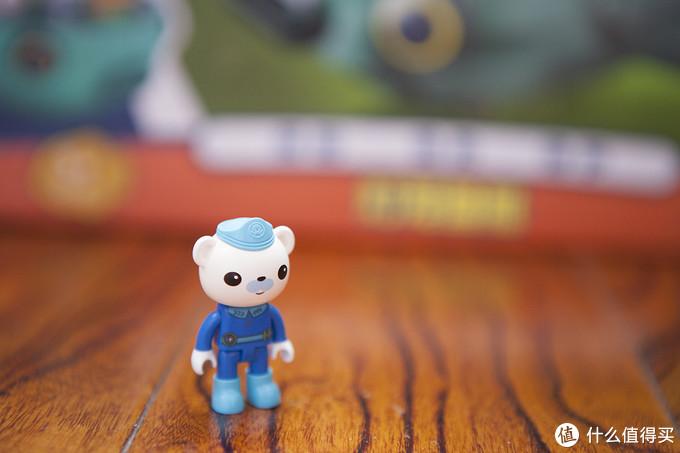 618作业:入手海底小纵队拼查积木,与娃一同开启玩具新旅程
