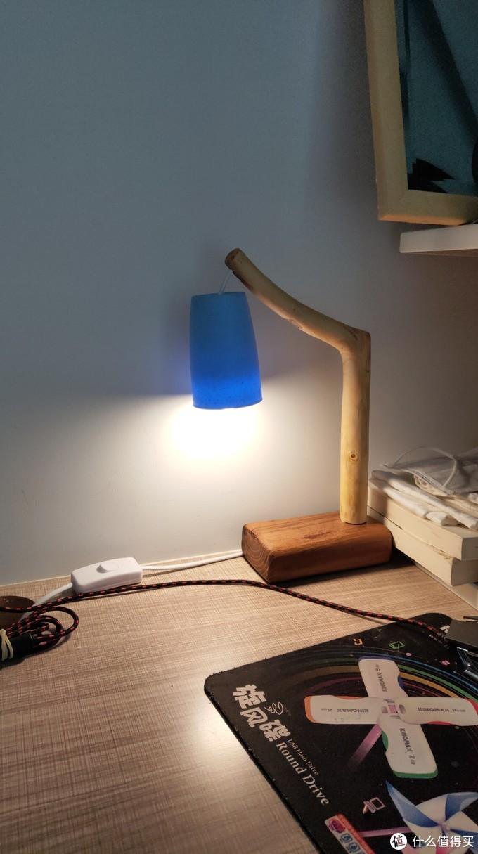 简单的小台灯