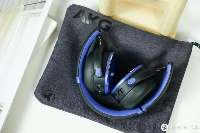 AKG Y500蓝牙无线耳机体验:集外观颜值与高品质音质于一体!