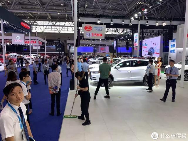 重庆车展观察:不仅仅是带货能手
