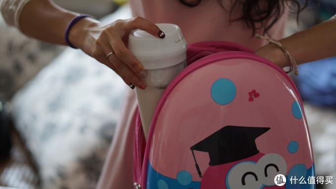 京选等等随身果汁杯,让孩子自己制作美味果汁