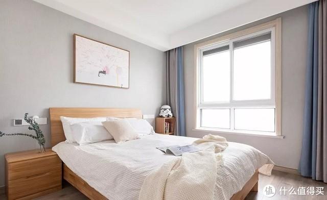 26万装出85平米三室两厅,日式混搭北欧风效果太惊艳了!