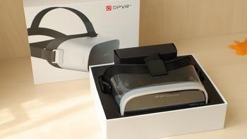 大朋 DPVR P1 PRO VR一体机外观展示(按键|头戴|手柄)