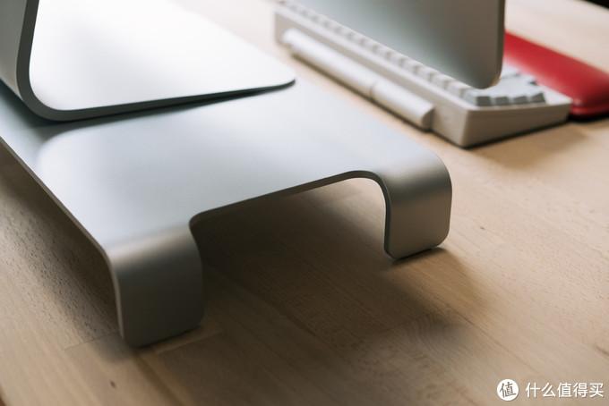iMac的桌面伴侣,iQunix Spider显示器支架