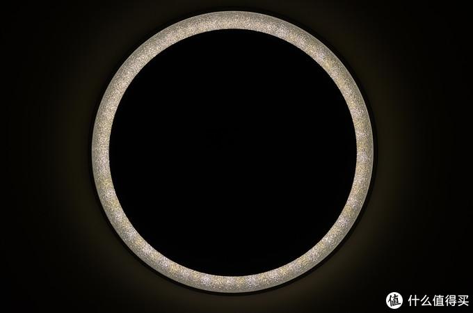 晶耀璀璨 永恒经典——飞利浦悦恒圆形吸顶灯