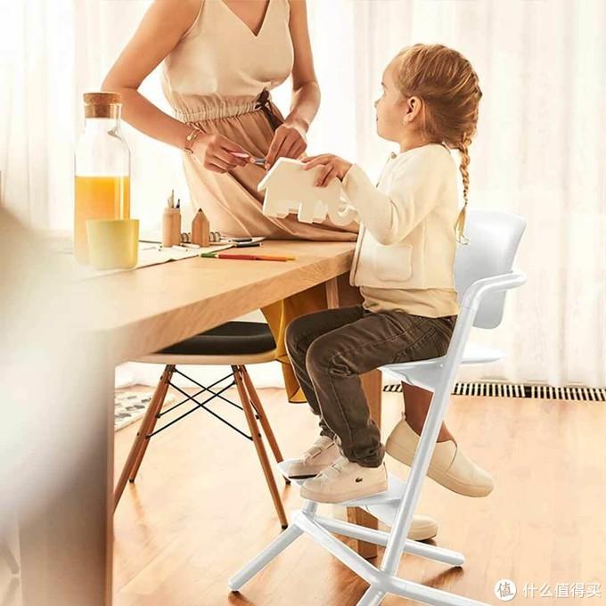 0岁坐到99岁?—— Cybex Lemo 宝宝餐椅首测