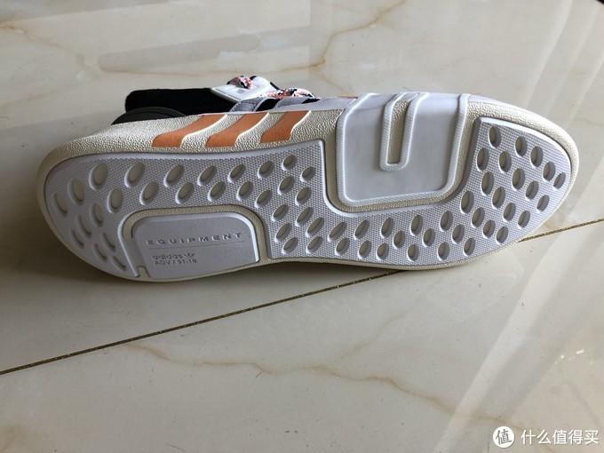 高颜值也容易脏,Adidas EQT BASK ADV开箱