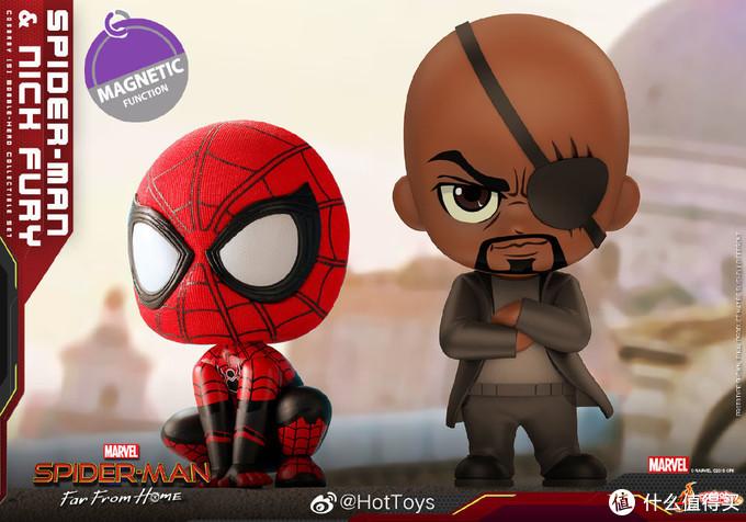 玩模总动员:HT《蜘蛛侠:英雄远征》COSBABY系列公开