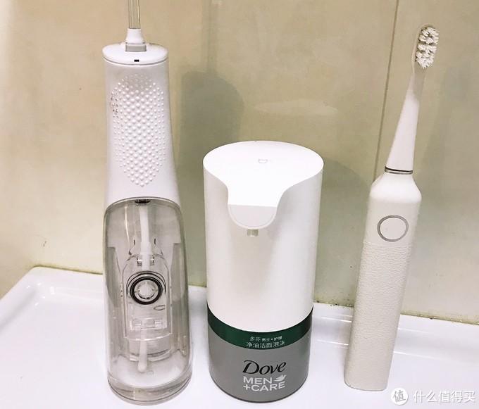 米家自动泡沫洁面机初体验,洗脸这件事变得便捷又有趣起来