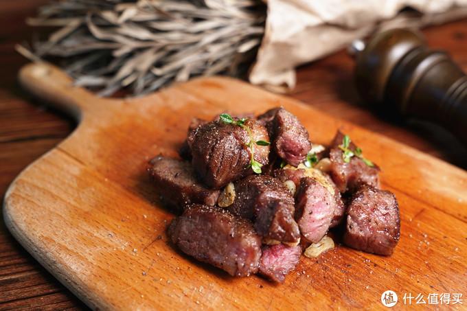 听说你想吃老干妈牛排?来,教你做一道三椒和牛牛肉粒