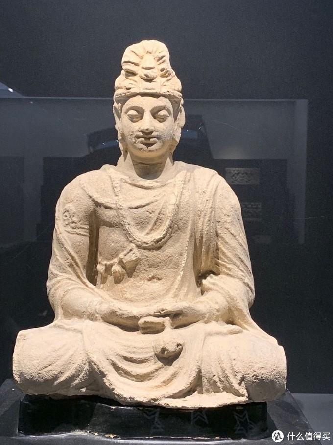 犍陀罗观音坐像 于杭州净慈禅寺