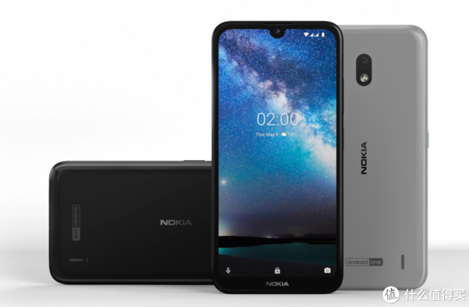 HMD Global 推出入门 Android One 机型 Nokia 2.2
